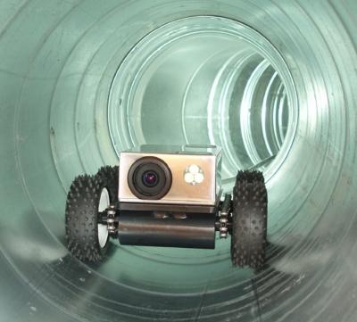 Robot nettoyeur de conduits de ventilation - Cleaning Services
