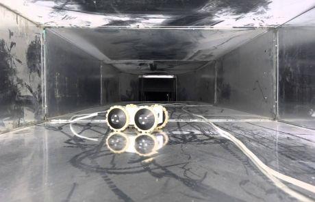 Caméra d'inspection de conduite de ventilation - Cleaning Services