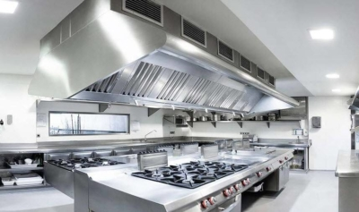 Nettoyage équipement cuisine professionnelle