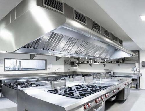4 raisons d'entretenir régulièrement vos hottes de cuisine Pro !