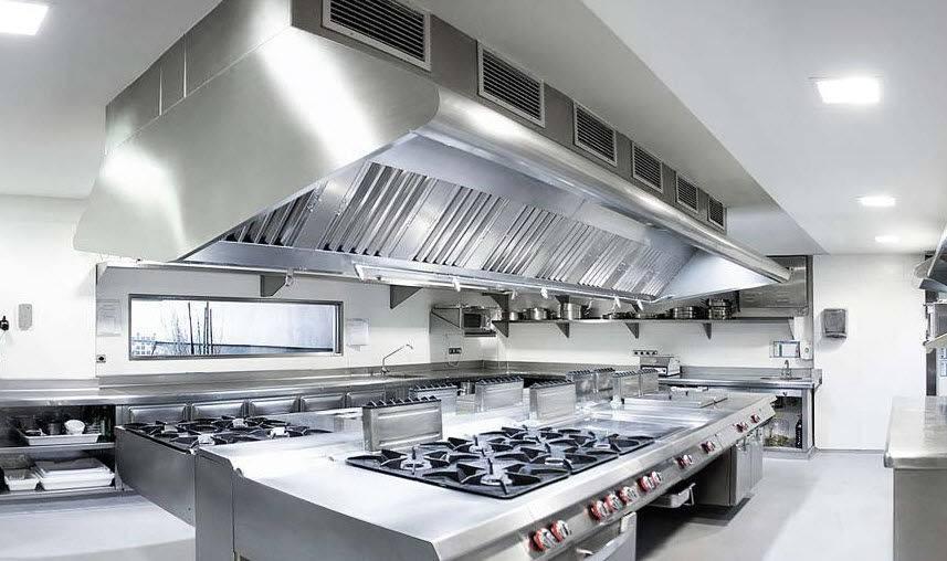 4 Raisons D Entretenir Vos Hottes De Cuisine Pro Cleaning Services